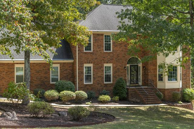 2416 Fox Run Dr, Signal Mountain, TN 37377 (MLS #1315305) :: Keller Williams Realty | Barry and Diane Evans - The Evans Group