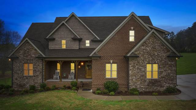122 NW Mcpherson Ln Nw Ln, Charleston, TN 37310 (MLS #1315307) :: Keller Williams Realty | Barry and Diane Evans - The Evans Group