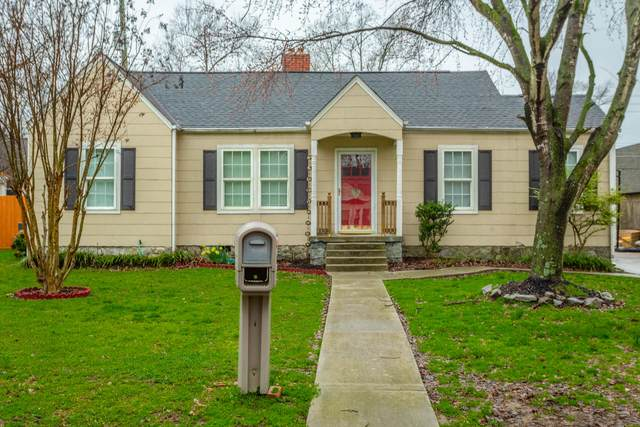 588 Wando Dr, Chattanooga, TN 37412 (MLS #1315318) :: Keller Williams Realty | Barry and Diane Evans - The Evans Group