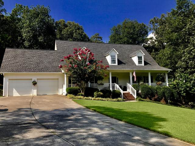 489 Palomino Dr, Dalton, GA 30721 (MLS #1315328) :: Keller Williams Realty | Barry and Diane Evans - The Evans Group