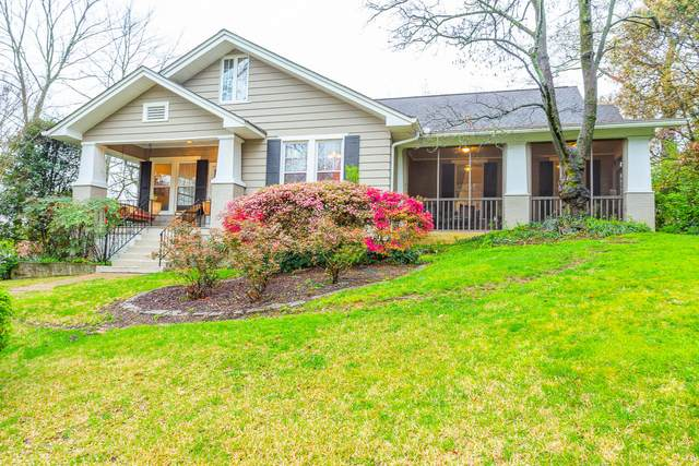 1208 Westwood Ave, Chattanooga, TN 37405 (MLS #1315367) :: The Robinson Team