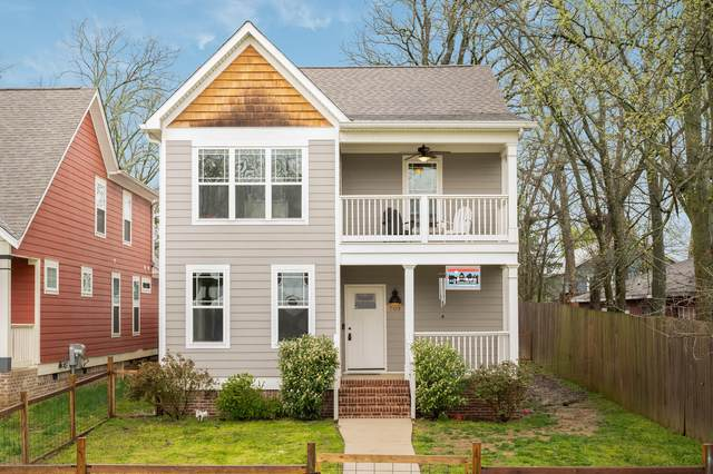 703 S Highland Park Ave, Chattanooga, TN 37404 (MLS #1315469) :: Keller Williams Realty | Barry and Diane Evans - The Evans Group