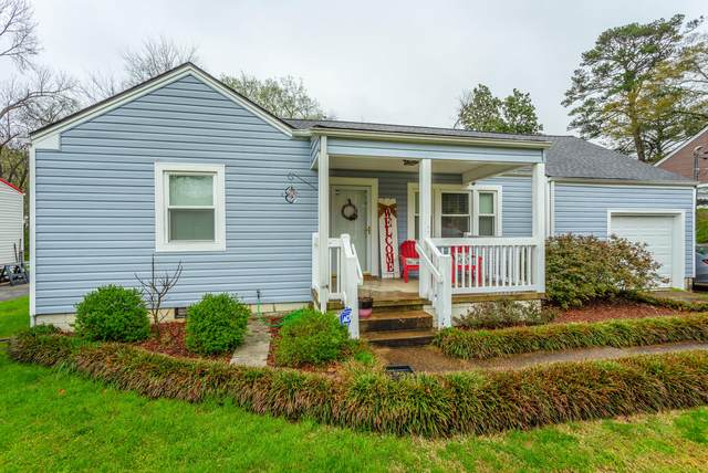 724 S Sweetbriar Ave, Chattanooga, TN 37412 (MLS #1315500) :: Denise Murphy with Keller Williams Realty
