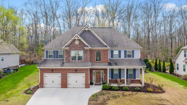 9621 Wiltshire Dr, Ooltewah, TN 37363 (MLS #1315523) :: Keller Williams Realty | Barry and Diane Evans - The Evans Group