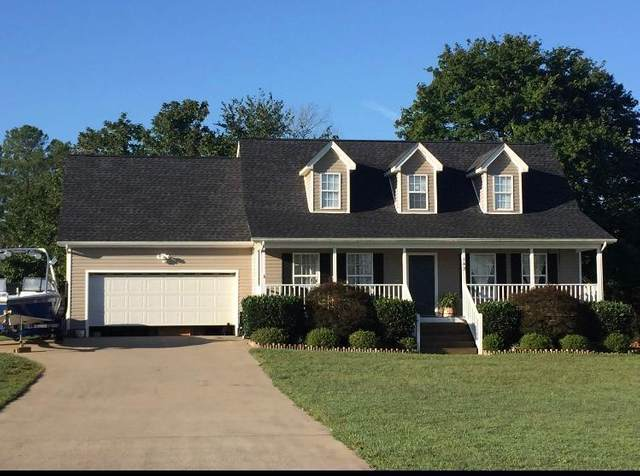 142 Misty Meadows Circle Cir #19, Cleveland, TN 37323 (MLS #1315525) :: Keller Williams Realty | Barry and Diane Evans - The Evans Group
