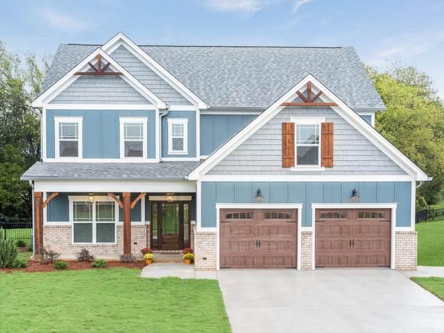 5476 Amber Grove Way #22, Hixson, TN 37343 (MLS #1315556) :: Chattanooga Property Shop