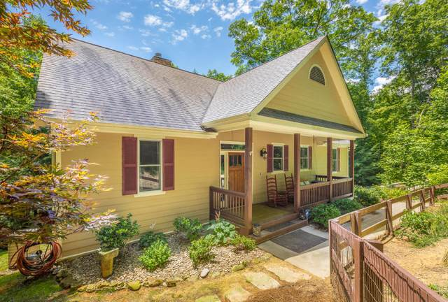 663 Deep Woods Dr, Dunlap, TN 37327 (MLS #1315589) :: Keller Williams Realty | Barry and Diane Evans - The Evans Group