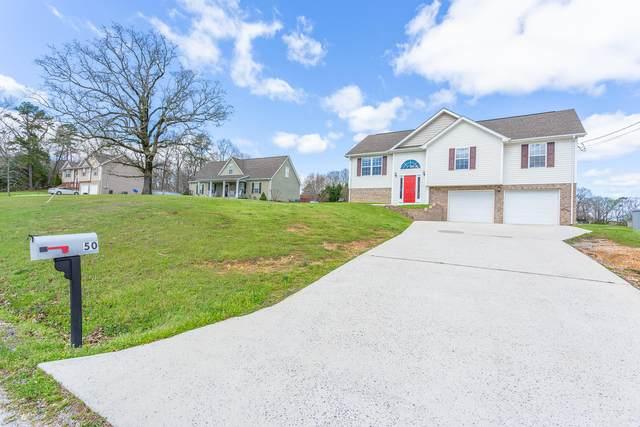 50 Oak Grove Rd, Chickamauga, GA 30707 (MLS #1315597) :: The Edrington Team