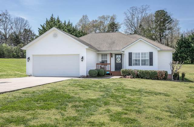 137 SE Crystal Ter, Cleveland, TN 37323 (MLS #1315602) :: Keller Williams Realty | Barry and Diane Evans - The Evans Group