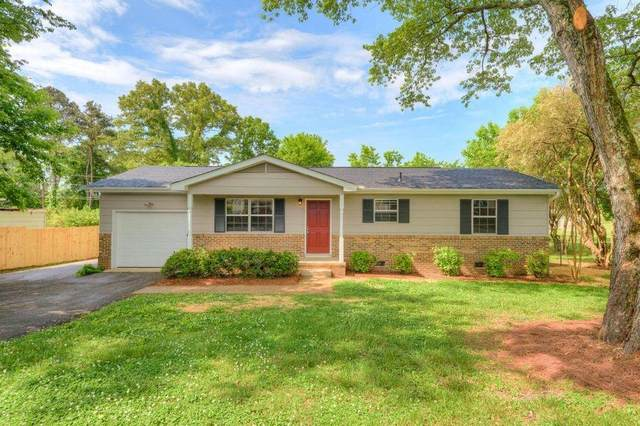 1838 S Prairie Cir, Hixson, TN 37343 (MLS #1315639) :: Keller Williams Realty | Barry and Diane Evans - The Evans Group