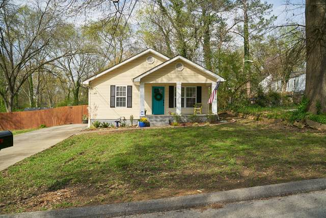 5209 Mayfair Ave, Chattanooga, TN 37411 (MLS #1315643) :: The Jooma Team