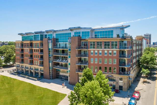 191 Chestnut St Apt 201, Chattanooga, TN 37402 (MLS #1315661) :: The Mark Hite Team