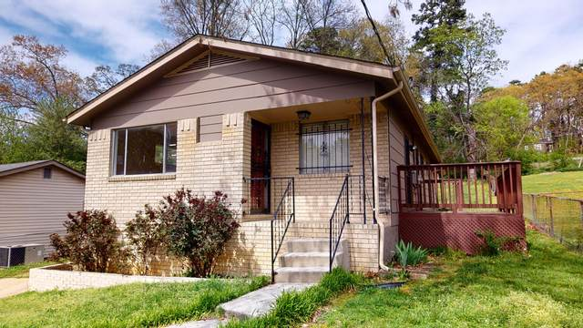 627 Belle Vista Ave, Chattanooga, TN 37411 (MLS #1315667) :: Chattanooga Property Shop