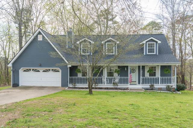 2344 Violette Dr, Soddy Daisy, TN 37379 (MLS #1315711) :: The Edrington Team