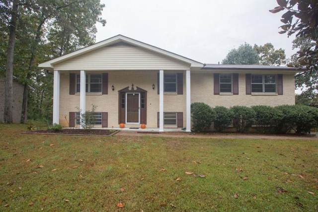 1316 Timbercrest Ln, Chattanooga, TN 37421 (MLS #1315732) :: Austin Sizemore Team