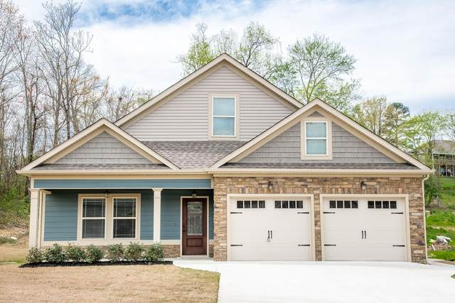 282 Running Oak Dr, Ringgold, GA 30736 (MLS #1315746) :: The Edrington Team