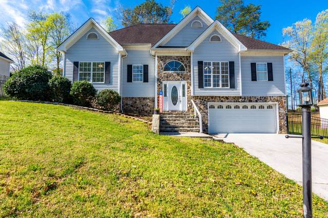 4817 NW Kiowa Ln, Cleveland, TN 37312 (MLS #1315774) :: The Robinson Team