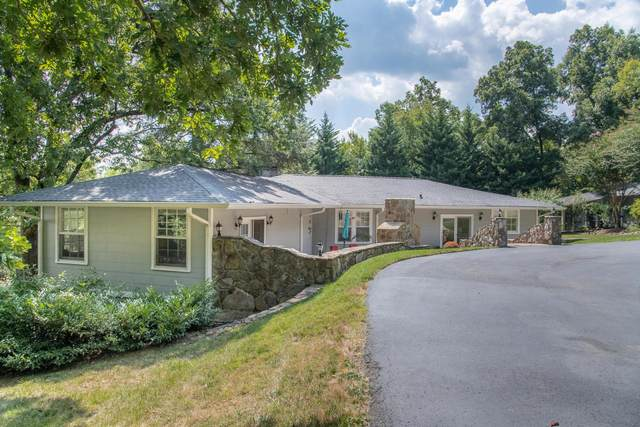 600 E Brow Rd, Lookout Mountain, TN 37350 (MLS #1315781) :: Chattanooga Property Shop