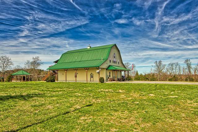 2749 Highway 301, Trenton, GA 30752 (MLS #1315790) :: The Edrington Team
