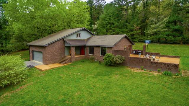 203 Rocking Chair Ln, Chickamauga, GA 30707 (MLS #1315819) :: Keller Williams Realty | Barry and Diane Evans - The Evans Group