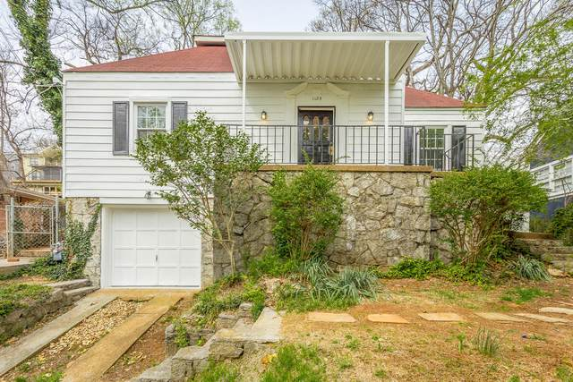 1125 W Mississippi Ave, Chattanooga, TN 37405 (MLS #1315858) :: The Jooma Team