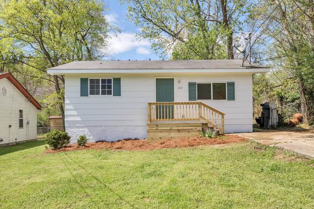 217 S Moss Ave, Chattanooga, TN 37419 (MLS #1315860) :: Chattanooga Property Shop