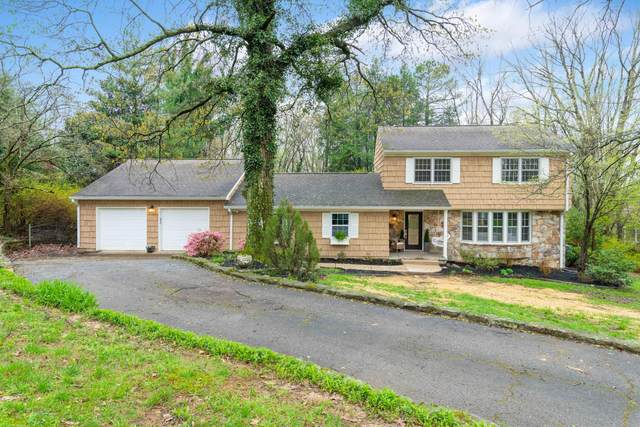 115 Grayson Rd, Signal Mountain, TN 37377 (MLS #1315861) :: Chattanooga Property Shop