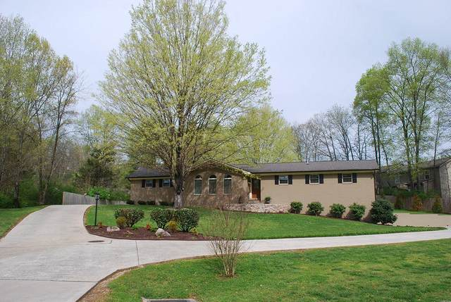 2001 NW Everhart Dr, Cleveland, TN 37311 (MLS #1315868) :: Keller Williams Realty | Barry and Diane Evans - The Evans Group