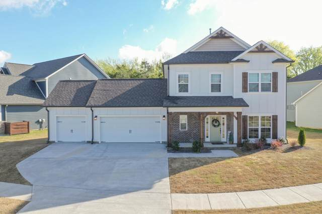 8535 River Birch Loop, Ooltewah, TN 37363 (MLS #1315874) :: Austin Sizemore Team