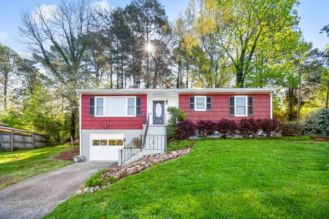 1350 N Concord Rd, Chattanooga, TN 37421 (MLS #1315892) :: Keller Williams Realty | Barry and Diane Evans - The Evans Group