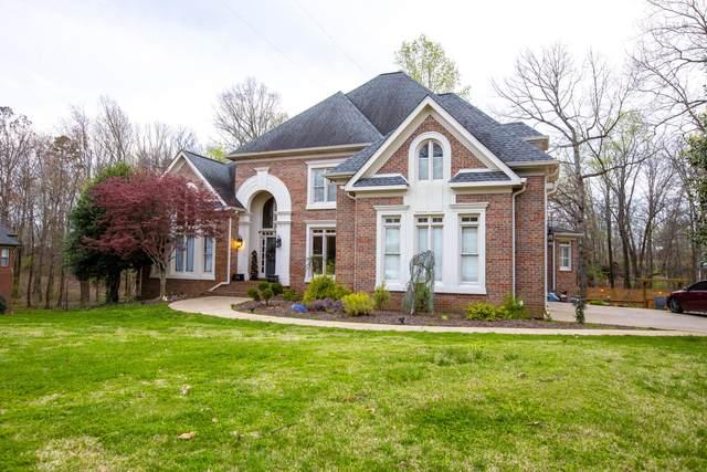 428 Gentlemens Ridge, Signal Mountain, TN 37377 (MLS #1315896) :: Chattanooga Property Shop