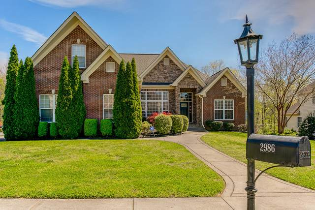 2986 Reflection Ln, Ooltewah, TN 37363 (MLS #1315901) :: Keller Williams Realty | Barry and Diane Evans - The Evans Group