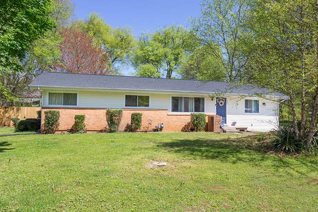 155 NE Hiwassee Ave, Cleveland, TN 37312 (MLS #1315941) :: Keller Williams Realty | Barry and Diane Evans - The Evans Group