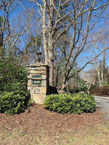 Lot 14 Maggie Bluff, Lookout Mountain, GA 30750 (MLS #1315971) :: Keller Williams Realty | Barry and Diane Evans - The Evans Group