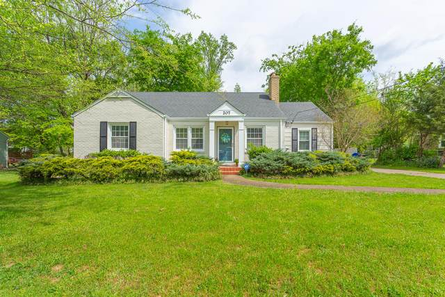 207 Bass Rd, Chattanooga, TN 37421 (MLS #1316168) :: Keller Williams Realty | Barry and Diane Evans - The Evans Group