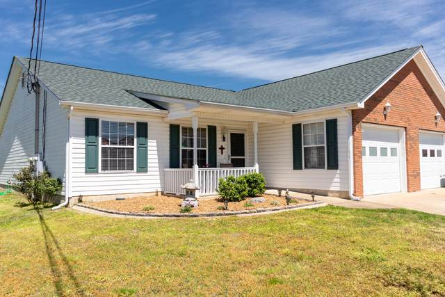 323 Flagstone Dr, Rossville, GA 30741 (MLS #1316190) :: Keller Williams Realty | Barry and Diane Evans - The Evans Group