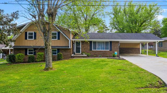 933 NW Wedgewood Dr, Cleveland, TN 37312 (MLS #1316359) :: The Robinson Team