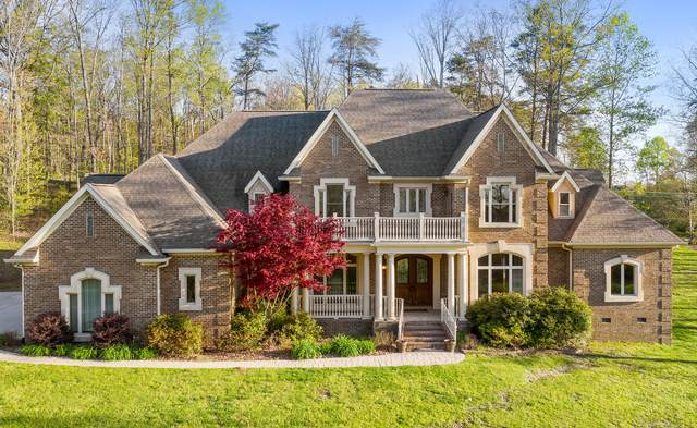 7441 Falcon Bluff Dr, Signal Mountain, TN 37377 (MLS #1316393) :: Keller Williams Realty   Barry and Diane Evans - The Evans Group