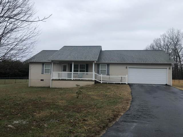 44 Mt Della Rd, Pikeville, TN 37367 (MLS #1316398) :: The Robinson Team