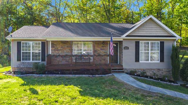 8401 NW Frontage Rd, Cleveland, TN 37312 (MLS #1316580) :: Keller Williams Realty | Barry and Diane Evans - The Evans Group