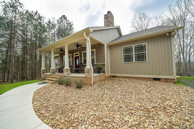 3213 NW Lower River Rd, Georgetown, TN 37336 (MLS #1316605) :: The Jooma Team