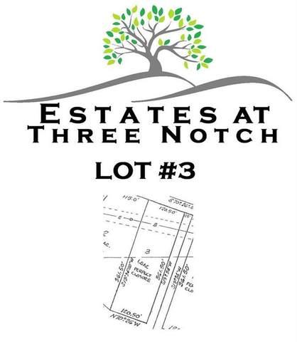 7017 Three Notch Rd Lot 3, Ringgold, GA 30736 (MLS #1316685) :: The Lea Team
