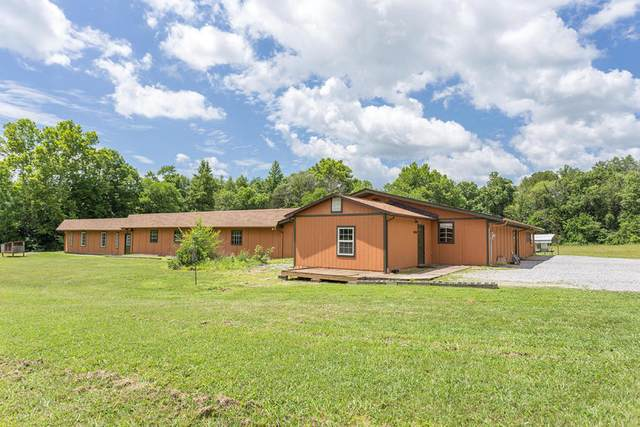 1301 Mecca Pike, Tellico Plains, TN 37385 (MLS #1316783) :: Chattanooga Property Shop