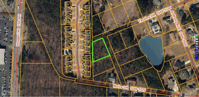 0 Lot 45 Colmont Ave, Dalton, GA 30720 (MLS #1317016) :: The Edrington Team
