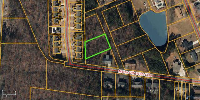 0 Lot 46 Colmont Ave, Dalton, GA 30720 (MLS #1317017) :: The Edrington Team