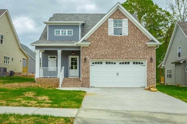 1761 Oakvale Dr, Chattanooga, TN 37421 (MLS #1317251) :: Keller Williams Realty | Barry and Diane Evans - The Evans Group