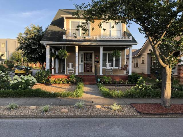 1717 Williams St, Chattanooga, TN 37408 (MLS #1317320) :: The Weathers Team