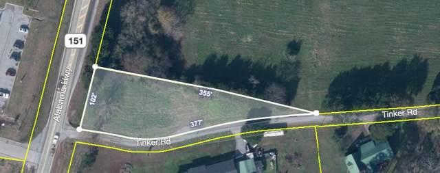 0 Tinker Road Rd, Ringgold, GA 30736 (MLS #1317358) :: Chattanooga Property Shop