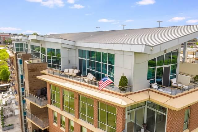 191 Chestnut St #601, Chattanooga, TN 37402 (MLS #1317379) :: Chattanooga Property Shop