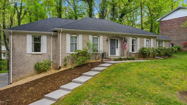 555 Hunter Trail, Cleveland, TN 37312 (MLS #1317396) :: Chattanooga Property Shop